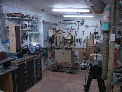 Mark Kauder S Shop Shots Page